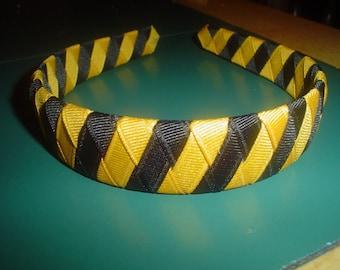 Harry Potter Inspired Hufflepuff Headband