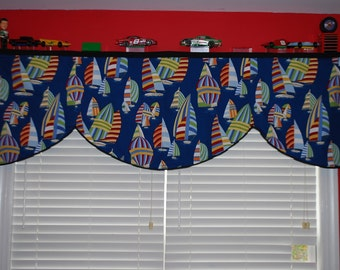 "SPECIAL ORDER ONLY----Scallop Window Treatments (72"")"