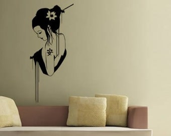 Japan Attitude Wall Decals