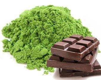 Chocolate Matcha Tea (Loose Leaf Tea) - 60g - Free Shipping