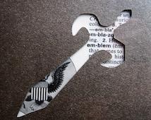Fire Emblem - Custom Cut Bookmark