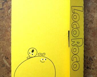 LocoRoco - Mini Motif Notebook