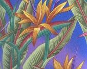 Tropical Flowers, Leaves Handmade Decorative Pillow