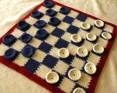 Checker Game Set - Angelika9