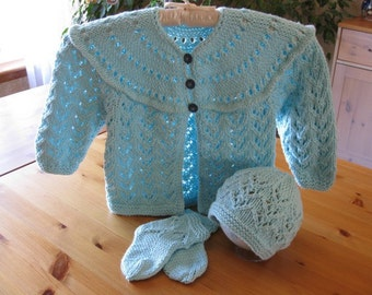 Blue Baby Outfit