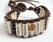 Custom Cuff Bracelet - You Provide/Specify Art