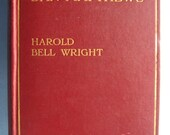 Harold Bell Wright, Calling Of Dan Matthews,  Illustrations,  1st  Edition Hardcover 1909