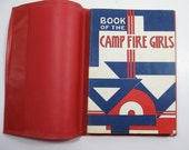 Book of the Camp Fire Girls 1958
