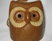 Owl Bell or Wind Chime