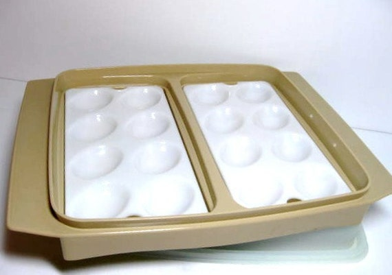 Tupperware Egg Carrier By Thefronthouse On Etsy
