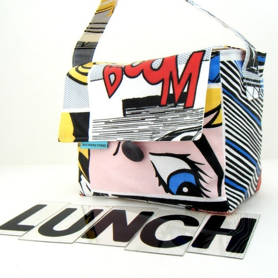 Pop Art Lunch Set