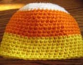 Kooky Candy Corn Beanie  SALE