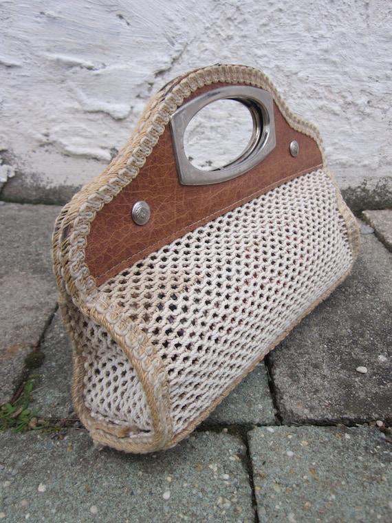 1950's retro woody bag