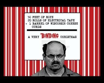 Schön BTK Serial Killer Christmas Card