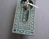clock-pocket patina