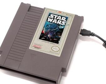 NES Hard Drive - Star Wars  USB 3.0