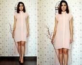 High Low Dress Light Pink Day Maxi Party Sleeveless Chiffon Shirt Petite Etsy Gift Fall Fashion