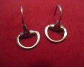 STERLING earrings  MARKED 925 Silver