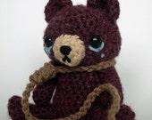 Contemplating Amigurumicide - Crochet Pattern