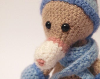 Treves - Amigurumi Crochet Pattern