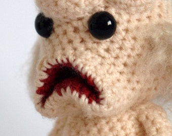 Merrick (The Elephant Man) - Amigurumi Crochet Pattern