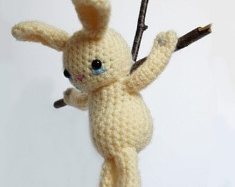Rabbit Crochetfixion - Pattern