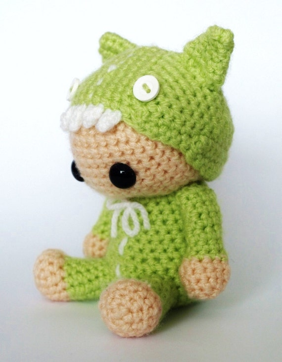 Amigurumi Askina Etsy : Items similar to Rawr - Amigurumi Crochet Pattern on Etsy