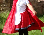 Little Red Riding Hood Tutu