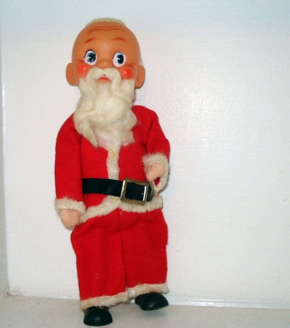 Vintage Santa Claus Christmas Decoration  (566-10)