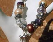 Popular Style Zodiac Charm Bracelet - Taurus