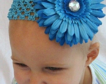Store Closing Sale!!! 3 pack of 1 inch Crochet Headbands LOTS of COLORS!