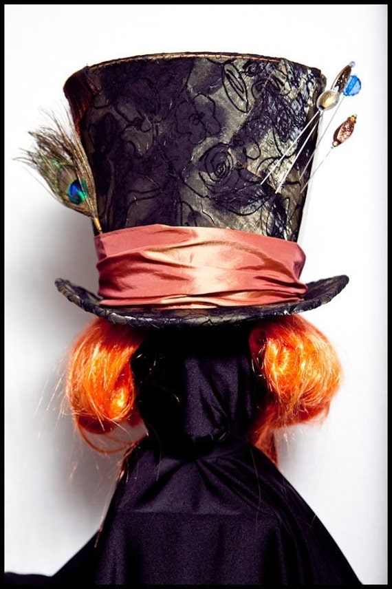 mad hatter style hats