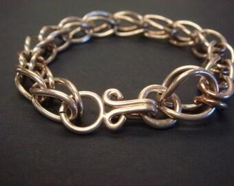 Silver Bracelet, Linked