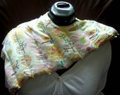 RESERVED Spring Theme Microwave Neck/Shoulder Heating Pad / Ice Pack