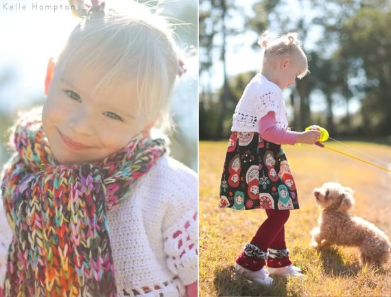 RESERVED listing for Amanda -  2 Matryoshka dresses size 2T and 6 - Peasant dress for girls
