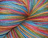20% OFF SALE Nogi Hand Painted 90 Superwash Merino Wool 10 Nylon 475yard Fingering/Sock/