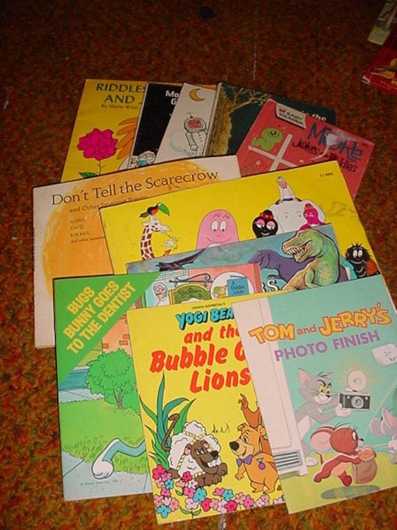 Children s books Set of 11 Fun reading