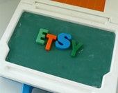 Vintage Fisher-Price School Days Play Desk