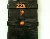 221B Baker Street Sherlock inspired phone hard cover case (Android, Apple or Windows)