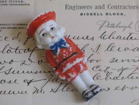 vintage Buster Brown doll