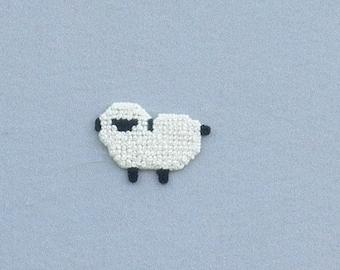 Baa Baa White Sheep Magnet