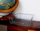 Vintage Wire Sorting Tray - Inbox
