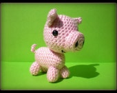 Pete the Pig Amigurumi Pattern