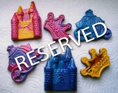 RESERVED ORDER - Princess Crayons