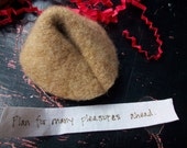 San Fran Felted Fortune Cookies