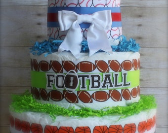 Daddy's Little All Star 2 Cake