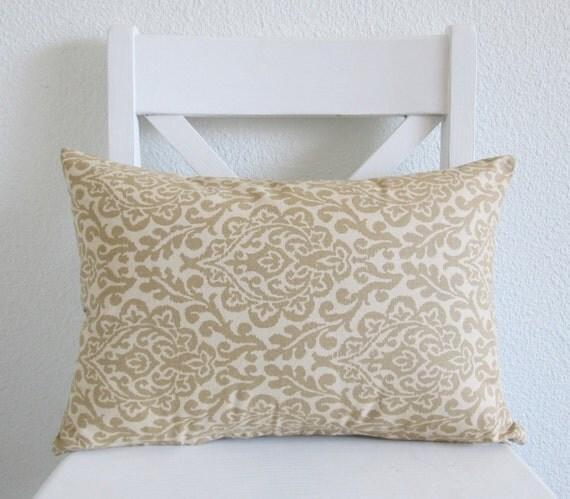 Pillow Lumbar Pillow Decorative Pillow By Vintagechicdecor