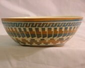 Large Southwestern Bowl - 2009 NM State Fair winner