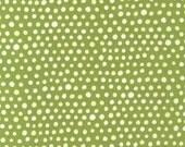 Mingle Polka Dot in Green- Fat Quarter