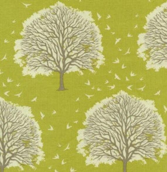 Joel Dewberry's Modern Meadow Trees in Grass Fat Quarter
